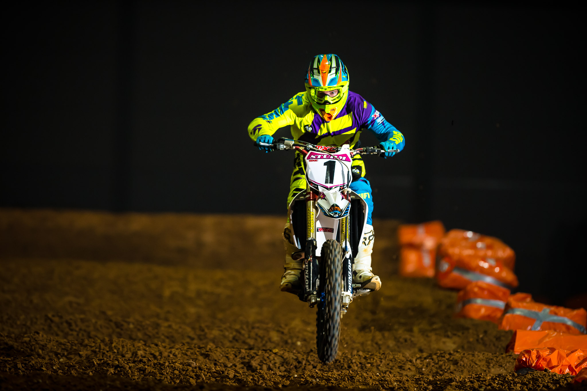 Greg Aranda Supercross Leipzig 2015