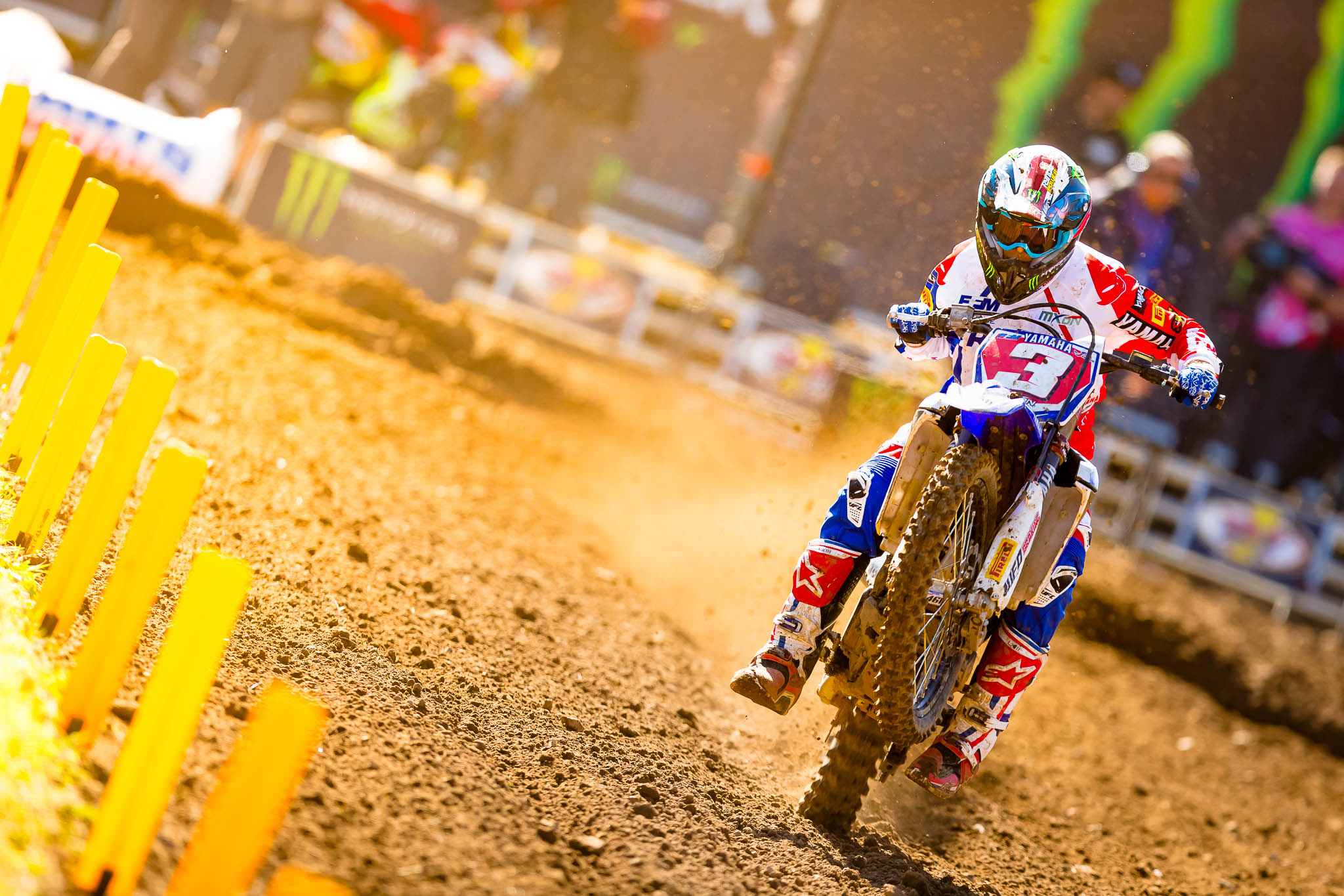 Romain Febvre MXoN 2015 Ernée Motocross of Nations