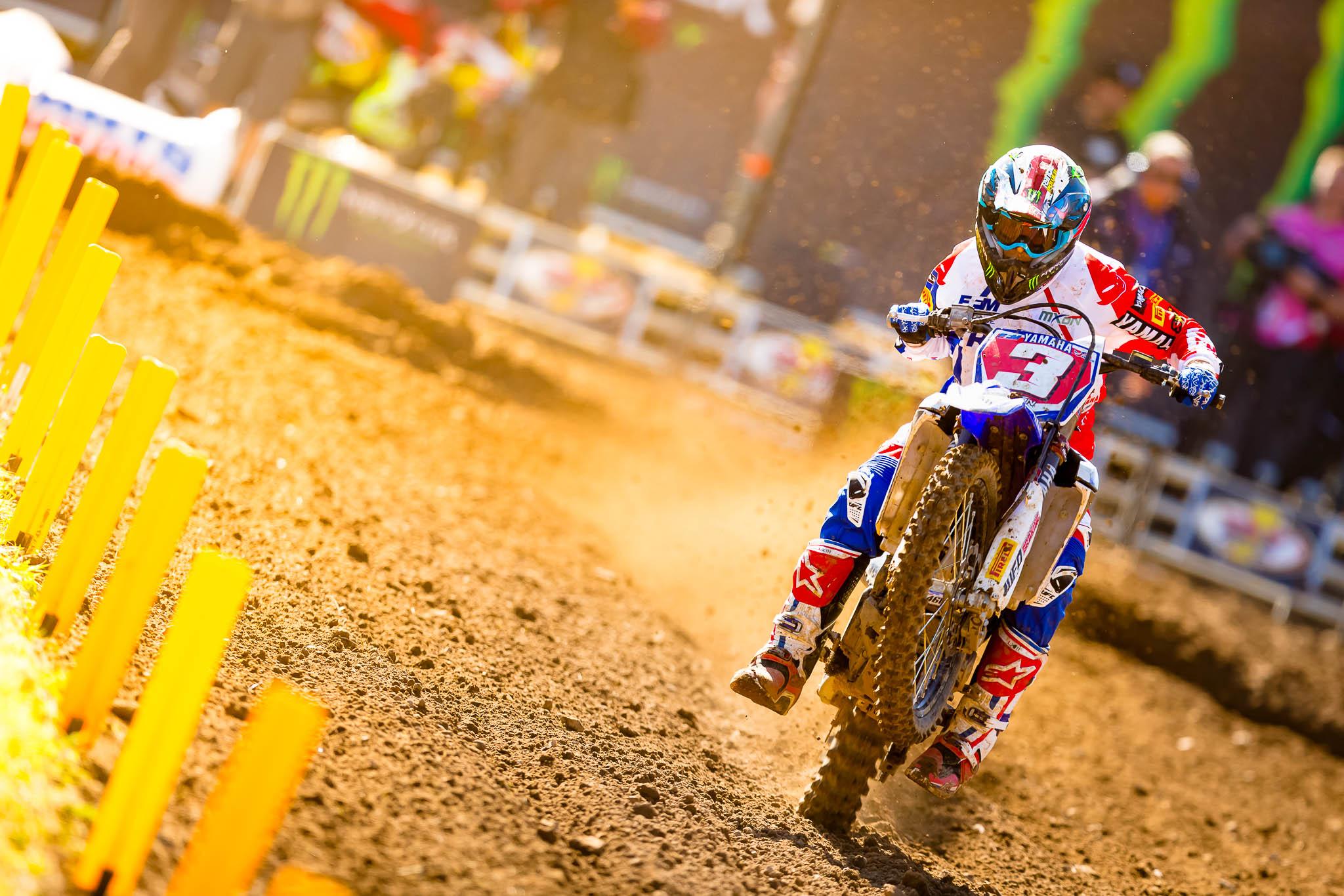 Romain Febvre MXoN 2015 Ernée Motocross of Nations
