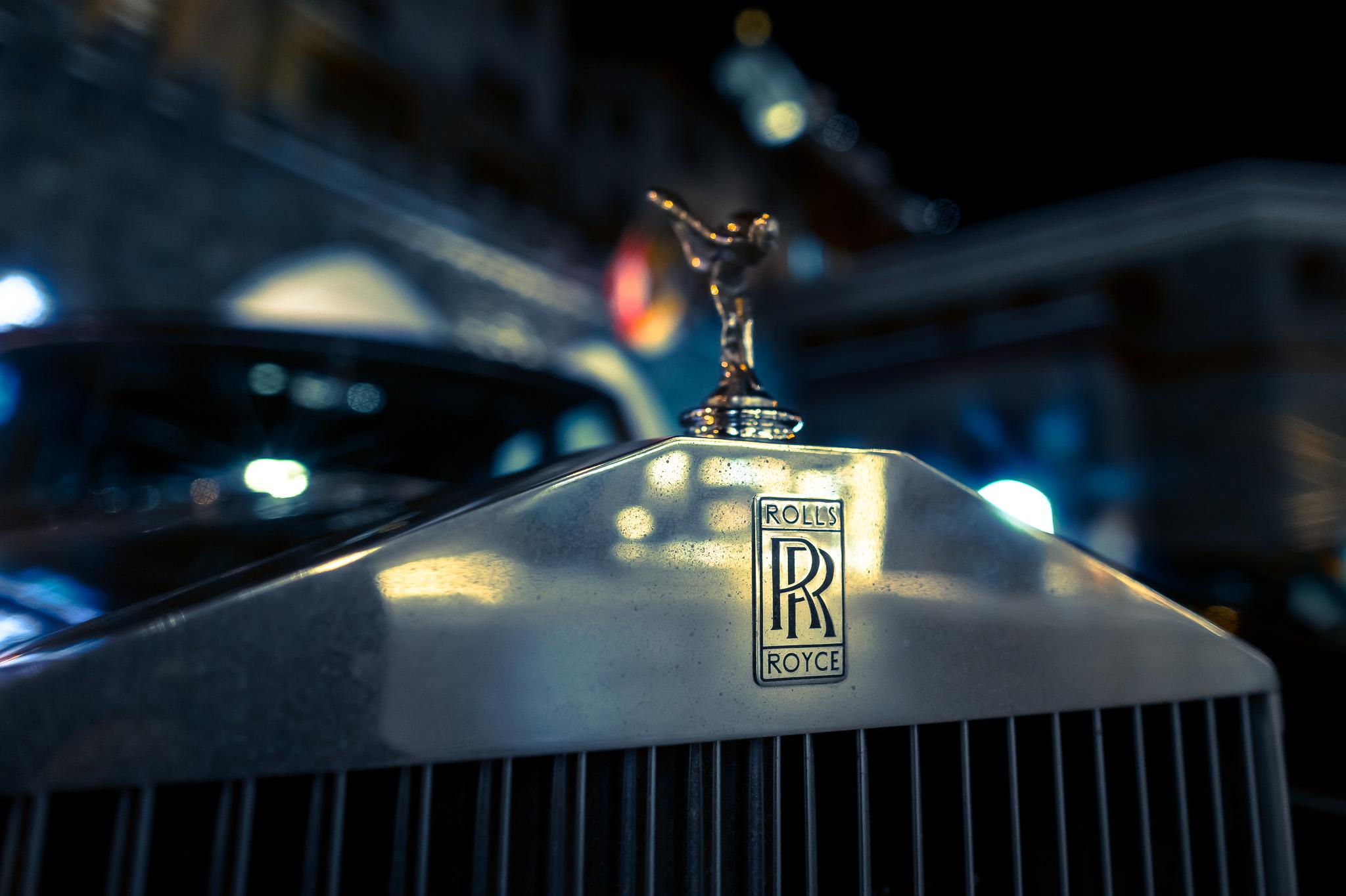 Rolls Royce St.Moritz