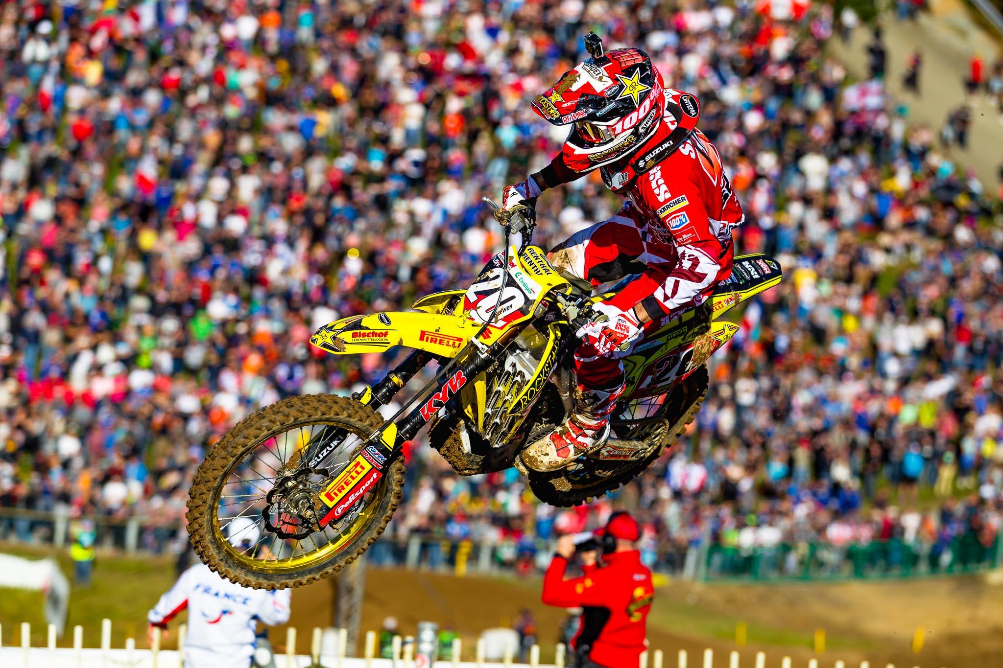 MXoN 2015 Ernée Motocross of Nations Jeremy Seewer