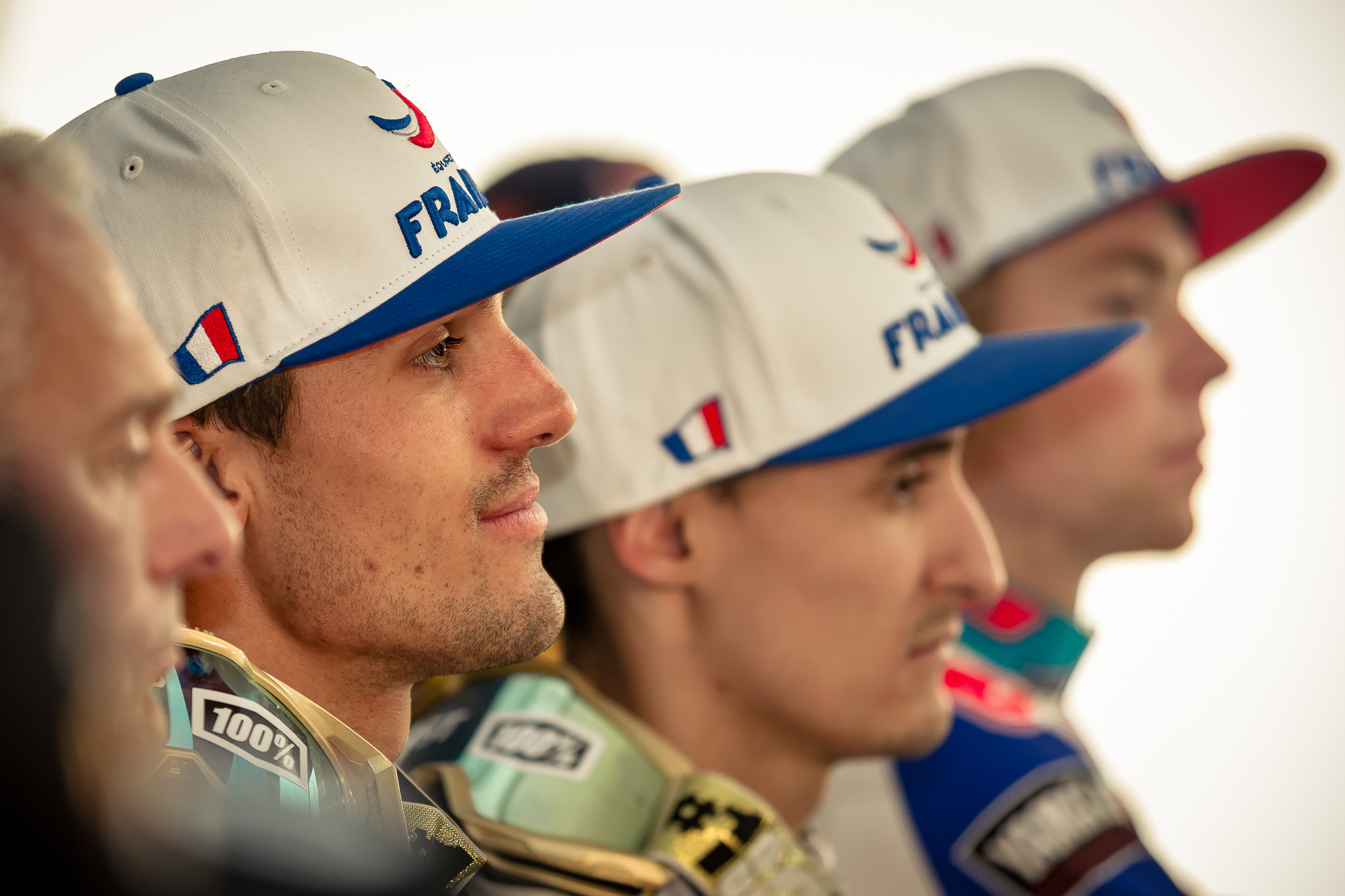 MXoN 2015 Ernée Motocross of Nations Team France