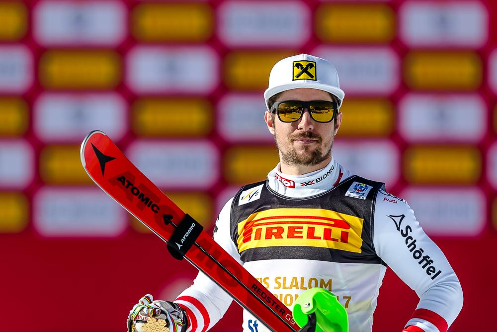 Ski WM St.Moritz 2017 Marcel Hirscher (AUT)