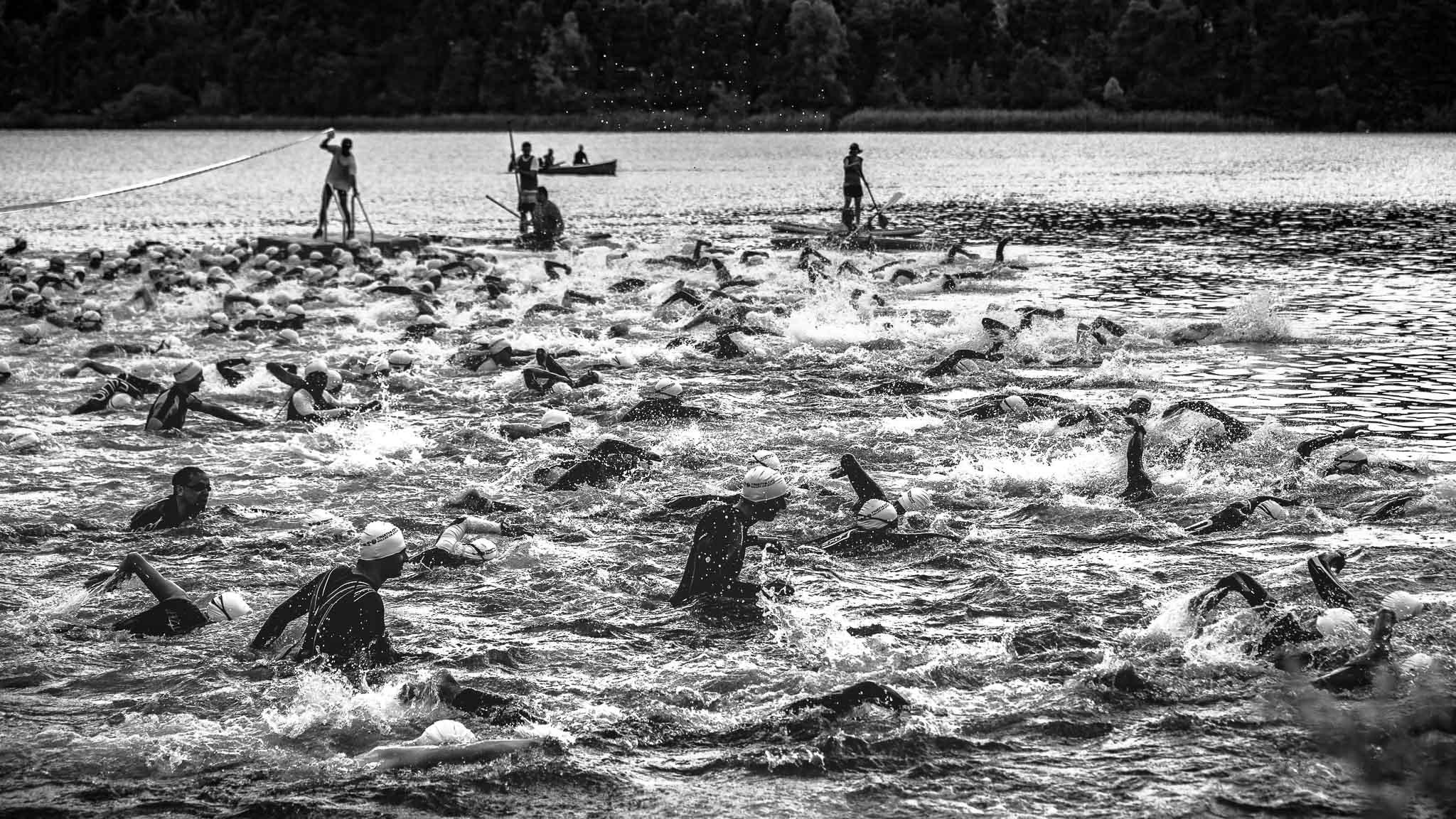 Triathlon Vallorbe 2017